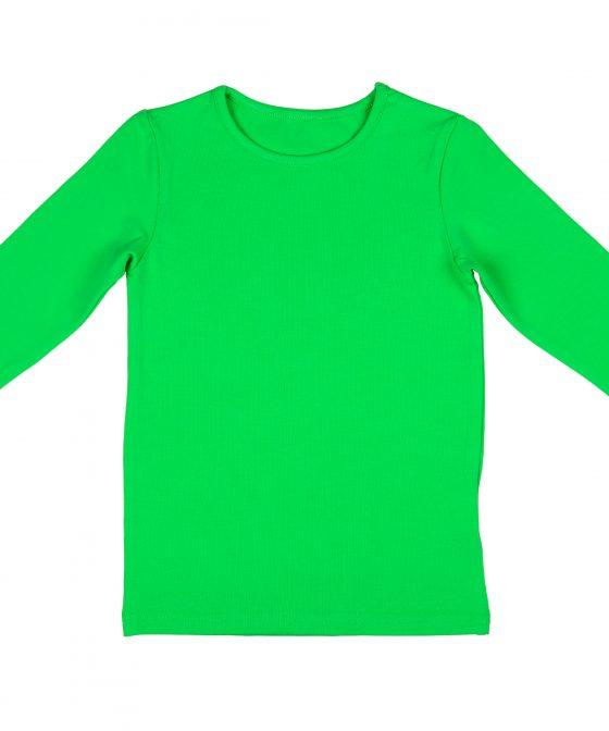 žali_marškinėliai_vaikams